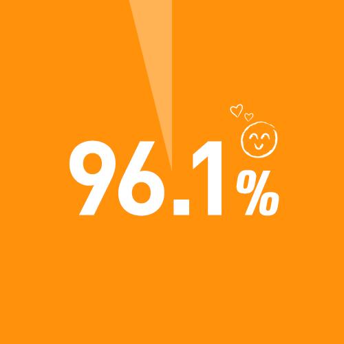 96.1%